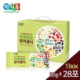 정식품 자연담은 한끼생식 30gx28포