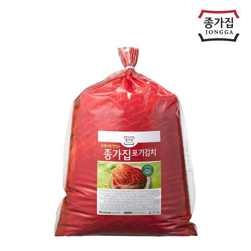 종가집 포기김치5kg