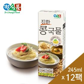 진한 콩국물 검은콩 950ml