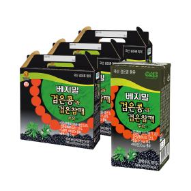 베지밀 검은콩과 검은참깨 190ml