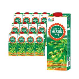 달콤한 베지밀 B 두유 950ml